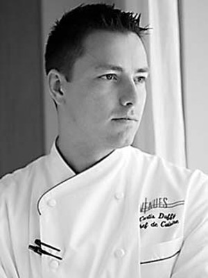 Chicago chef Curtis Duffy will be attending Hope School's Celebrity Chef Benefit.