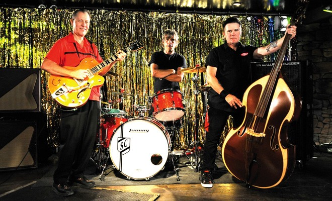 The Reverend Horton Heat rocks the house at  Donnie's Homespun on Wed., Sept. 10.