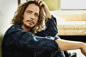 Grunge fans might want to take a trip to The Peoria Civic Centerfor a show by Soundgarden vocalist Chris Cornell on July 11. - PHOTO BY JEFF LIPSKY COUTRESY OF THE ARTIST