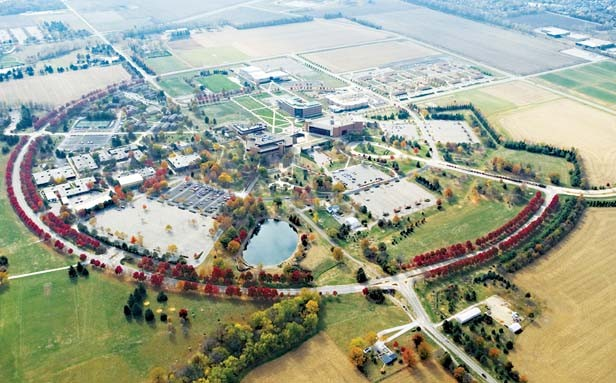 UIS hopes to eventually have 6,000 students, up from 5,100 this year. - PHOTO COURTESY UNIVERSITY OF ILLINOIS AT SPRINGFIELD