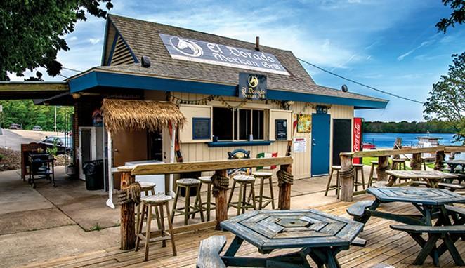El Dorado Bar and Grill.