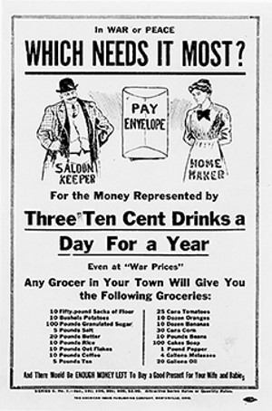 The road to Prohibition 100 years ago