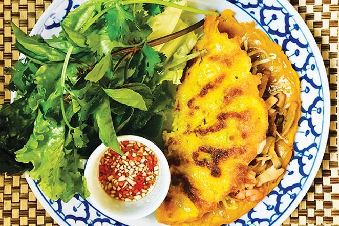 Bánh Xeo- Crispy Vietnamese Crepes