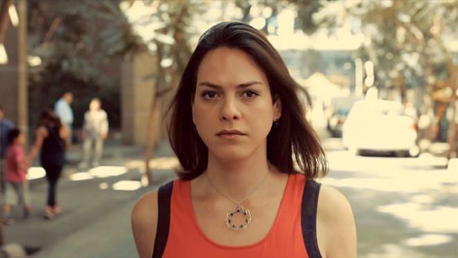 Daniela Vega as Marina in A Fantastic Woman.