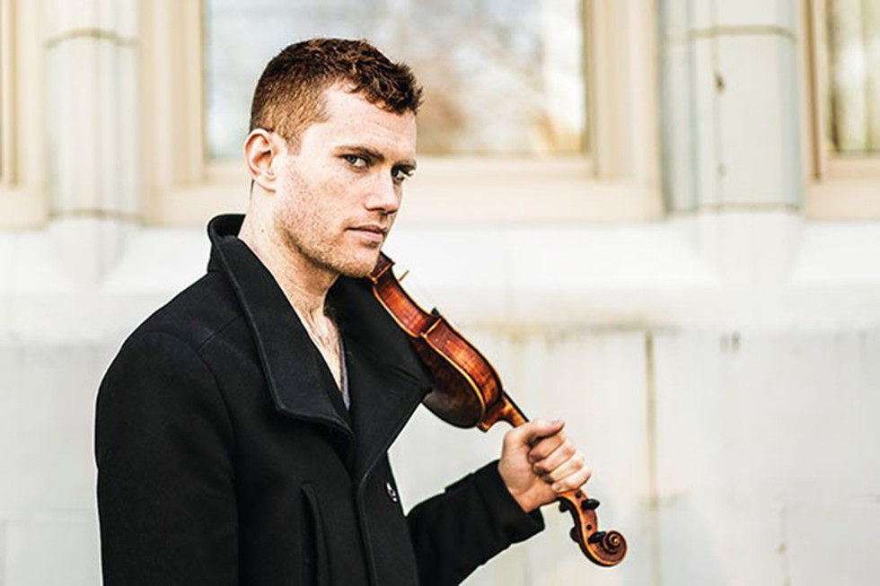 Andrew Finn Magill plays a Paris-Belle house concert on Sat., June 15.