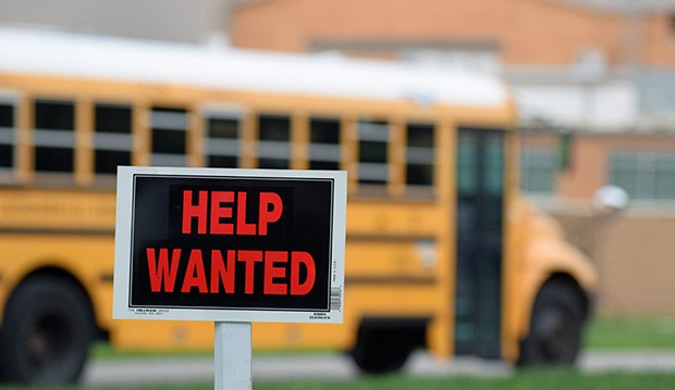 A recent report said there are 1,407 unfilled teaching positions in Illinois. - PHOTO BY DAVID BLANCHETTE