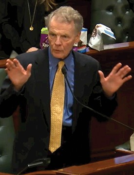 Report says Madigan should take charge of his office. - CNI PHOTO