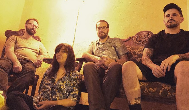 Attic Salt joins Local Drags and NIL8 for a show on Saturday night at Anvil & Forge Distillery and Brewery.