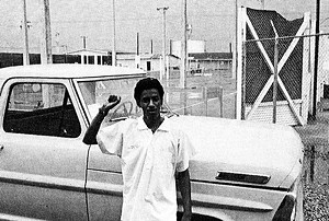 Archie Lawrence as a young man in East St. Louis. - PHOTO COURTESY OF ERNESTINE LAWRENCE