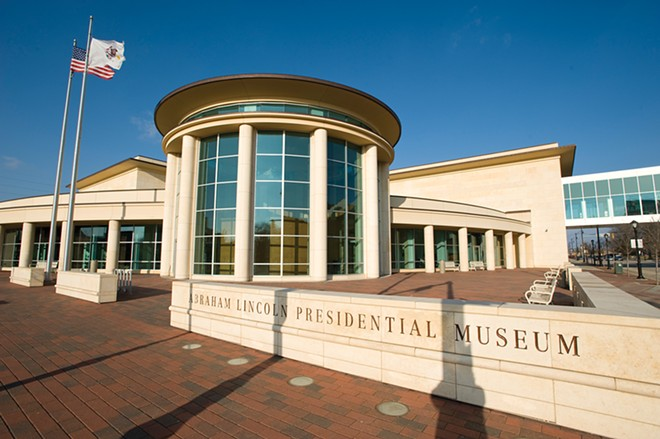 In 2007, the Abraham Lincoln Presidential Library Foundation borrowed $23 million to purchase more than 1,000 artifacts from former foundation board member Louise Taper. An appraiser hired to verify the value of the items predicted that a stovepipe hat, a fan and a clock that purportedly came from Lincoln's law office would invite authenticity questions.