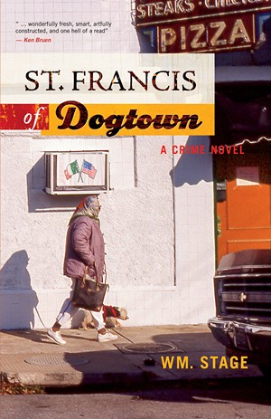 St. Francis of Dogtown, by William Stage. Floppinfish Publishing