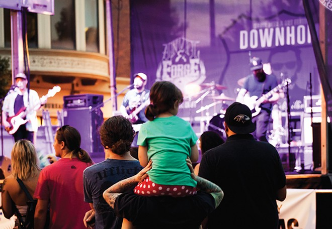 Downhome Music Festival, July 31-Aug. 1 - PHOTO CASS WULF