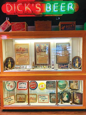 Tom Noonan first got the idea for opening Sangamo Brewing Co. when he realized it was time to air out his collection of historic beer advertisements and paraphernalia.