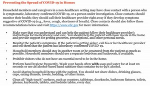 From a 4-1-2020 press release from the Sangamon County Dept. of Public Health and local health care providers