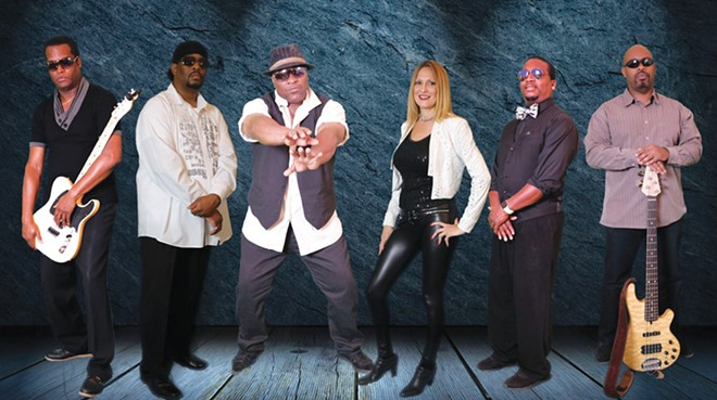 Boogie Chyld plays the Long Bridge Golf Course venue this Friday at 6 p.m.