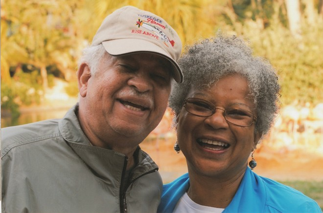 Bruce and Nell Clay have been married for 51 years. - PHOTO COURTESY NELL CLAY