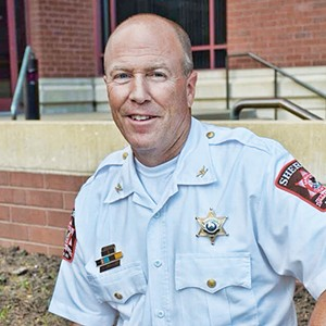 Like other sheriffs and police chiefs, Sangamon County Sheriff Jack Campbell says he's concerned at the prospect of cash bail being eliminated by the legislature.