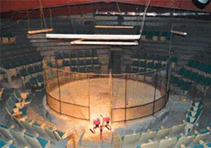 Federal prosecutors in recent years shut down this cockfighting arena in Kentucky, which had operated for three decades. - PHOTO COURTESY U.S. DEPARTMENT OF JUSTICE.