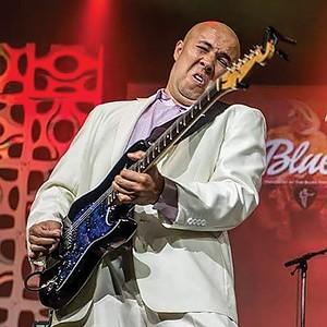 Timo Arthur plays Blue Monday on Feb. 8 at the Alamo.
