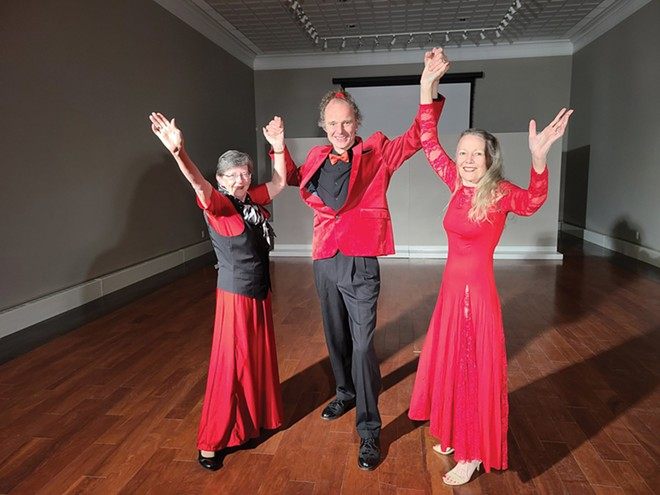 Dynamic Duos Dancing with the Starz virtual fundraiser is March 20-27.