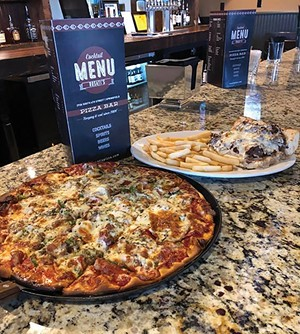 Rosati's Pizza - PHOTO COURTESY ROSATI'S PIZZA