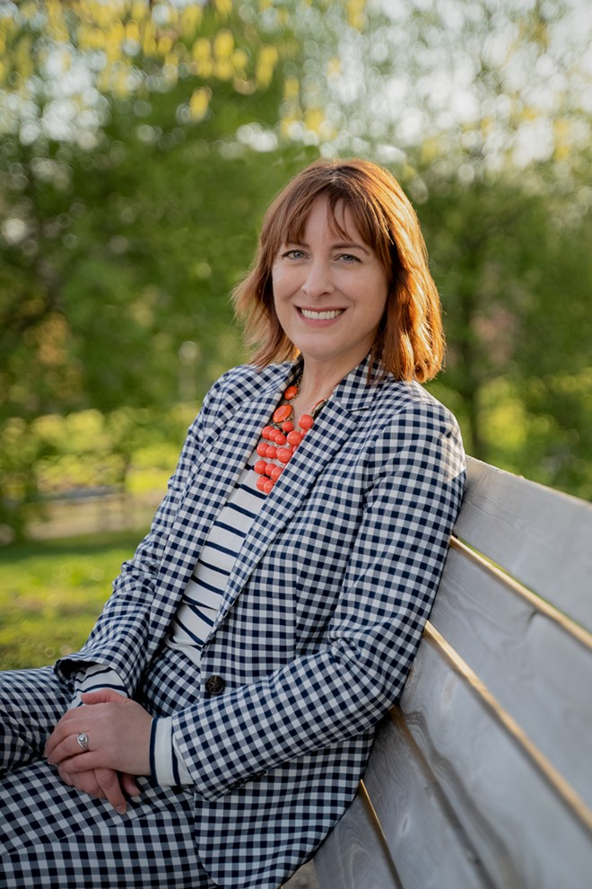 Lisa Clemmons-Stott is reportedly leaving her post as executive director of Downtown Springfield, Inc. - JOSH CATALANO