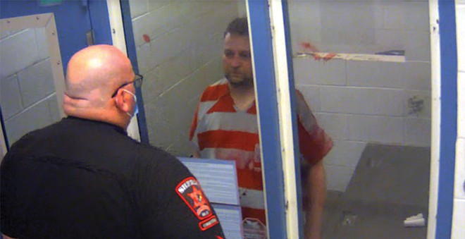 Jaimeson Cody, 39, died 20 hours after entering the Sangamon County Jail after Divernon police arrested him on suspicion of domestic violence. According to jail records, he was shocked by a Taser at least five times after a struggle with jailers.