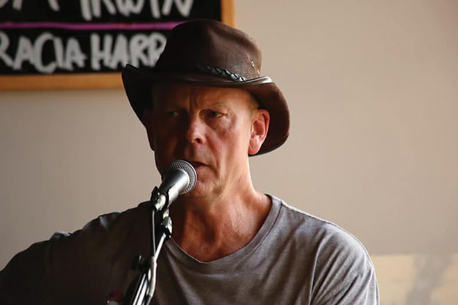 Marty of Buckhart Road plays in the Illinois Building at the Illinois State Fair this Friday at 4 p.m.
