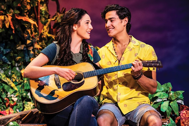 Escape to Margaritaville at UIS Performing Arts Center on Sept. 28.