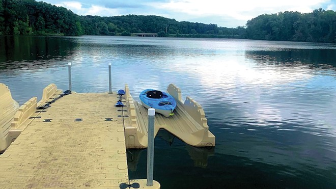 The debate on whether or not Hunter Lake is needed has continued for 40 years, but the city of Springfield is now trying to make a case that an additional lake is needed for recreation, not simply a supplemental water source. - CREDIT: CWLP