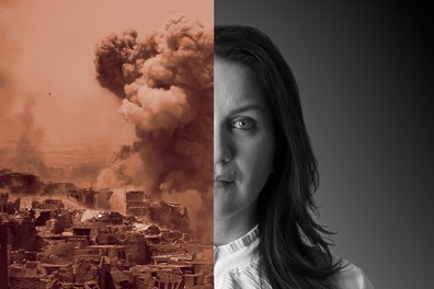 """""""Caliphate"""" follows New York Times reporter Rukmini Callimachi as she investigates ISIS. - PHOTO/NEW YORK TIMES"""