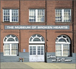 """Johnny and the Cameos' """"The Museum of Broken Hearts"""" was released in December."""