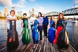 Portland Cello Project - JASON QUIGLEY