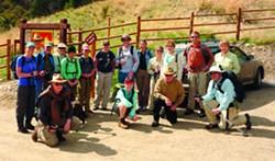 The Lewiston-Clarkston Valley's Hiking Club