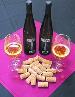 The McIntosh family started their vineyard in 2007. - TRIBUNE/STEVE HANKS