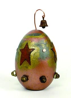 Post-industrial Egg