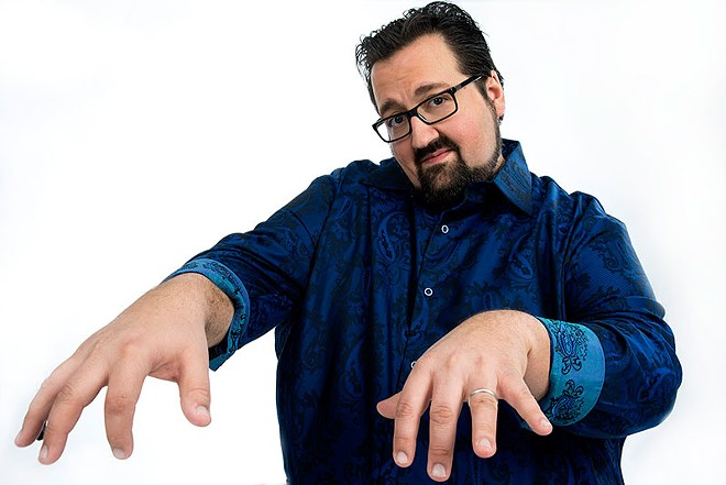Joey DeFrancesco and the People, nominated in this year's Grammy Awards, headline Saturday.