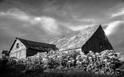 Ralph Thompson Barn by George Bedirian
