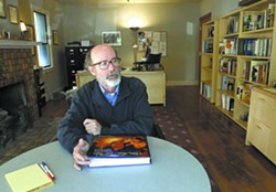Keith Peterson is the Idaho State Historian and author of the first biography on road builder John Mullan.