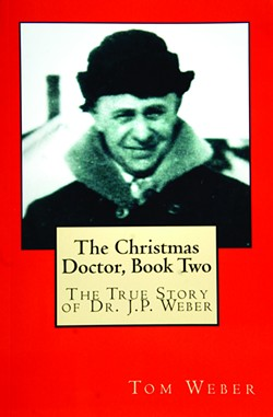 The Christmas Doctor - TRIBUNE/BARRY KOUGH