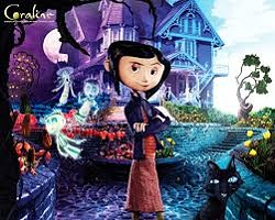 """""""Coraline"""" is the first movie at LCSC's scary movie drive-in."""