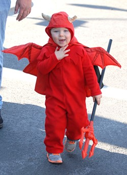 Kids will be able to trick-or-treat at downtown Lewiston businesses from noon to 2 p.m. Saturday, Oct. 25.
