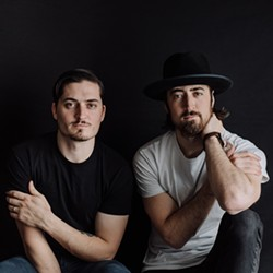 The Talbott Brothers will play Tuesday at John's Alley in Moscow.
