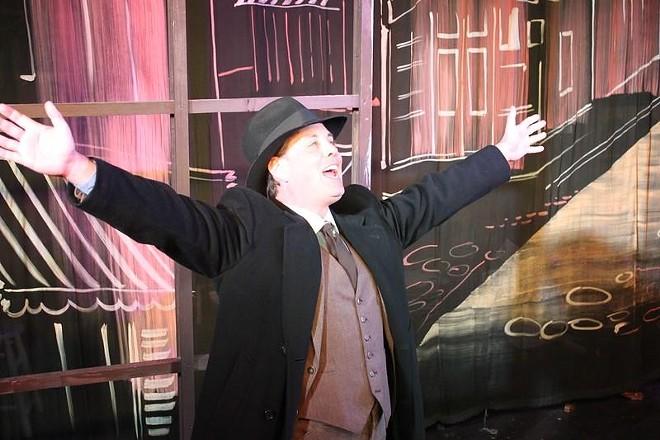 "John Adkison plays Georg Nowarck in ""She Loves Me."" Courtesy of the RTOP"