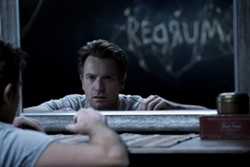 """This image released by Warner Bros. Pictures shows Ewan McGregor in a scene from """"Doctor Sleep."""" (Warner Bros. Pictures via AP) - WARNER BROS. PICTURES VIA AP"""