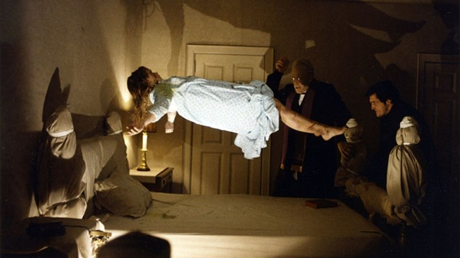 """The 1973 horror movie """"The Exorcist"""" explored a religious belief that a child could be possessed by demons."""