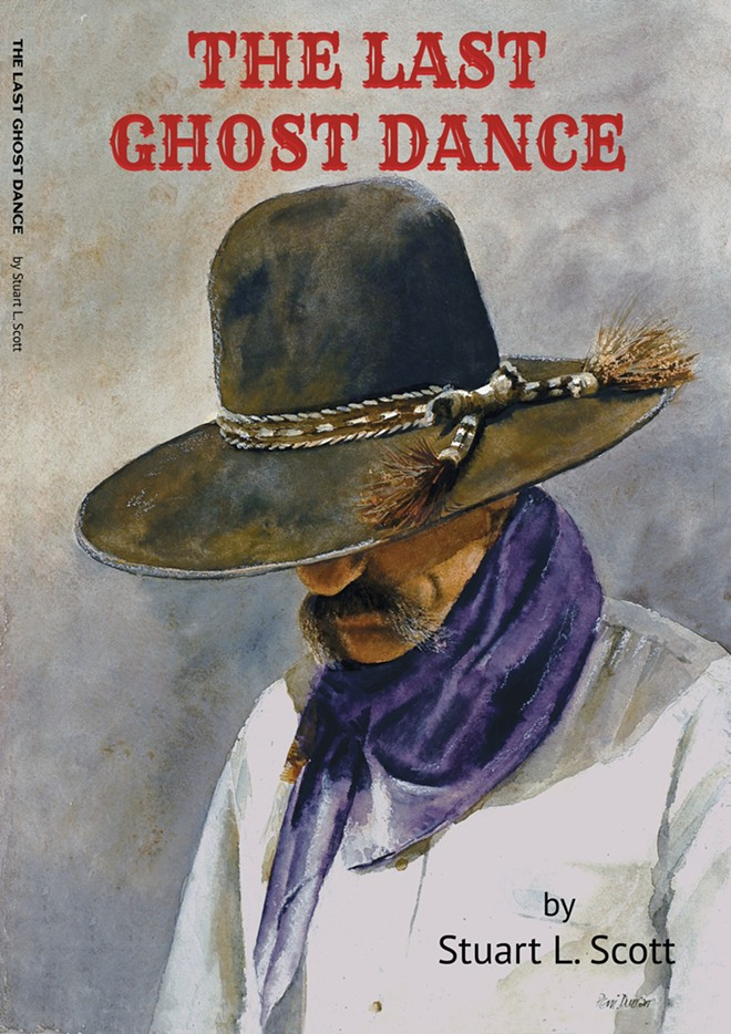 """""""The Last Ghost Dance"""" cover"""