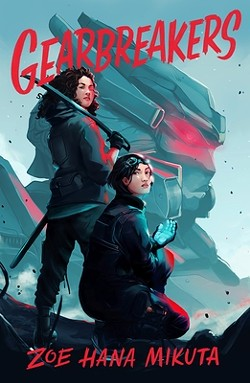 """Gearbreakers"" cover"