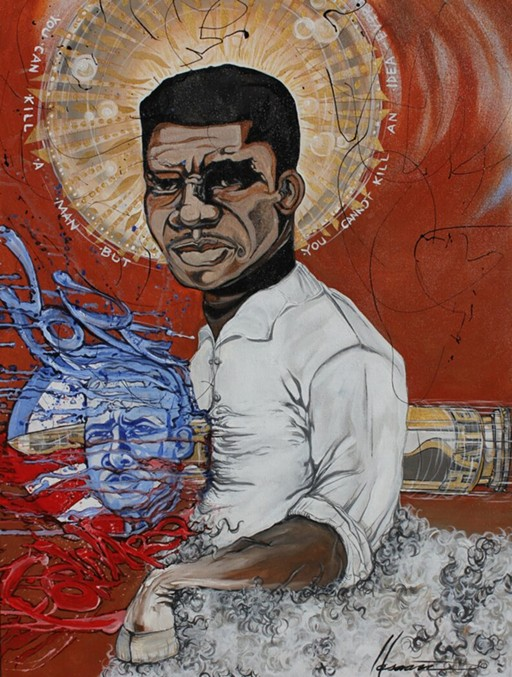 """""""For Evers Hope"""" by Hasaan Kirkland"""