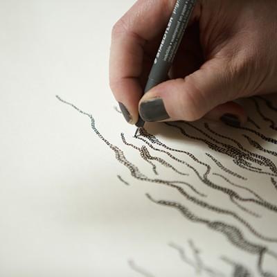 Artist Devon Plopper